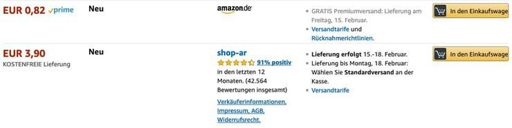 Wieder da! Westcott Easy & Softgrip Schere für nur 0,82€ inkl. Versand bei Prime