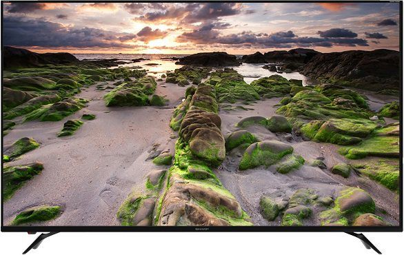 SHARP LC 60UI9362 LED TV 60 UHD TV + Sharp LC 32HI3012 für 699€ (statt 885€)
