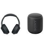 Sony Over-ear Kopfhörer und Sony Bluetooth Lautspecher zusammen nur 339€ (statt 379€)