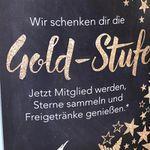 Starbucks Card mit 5€ aufladen und direkt Gold-Status bekommen