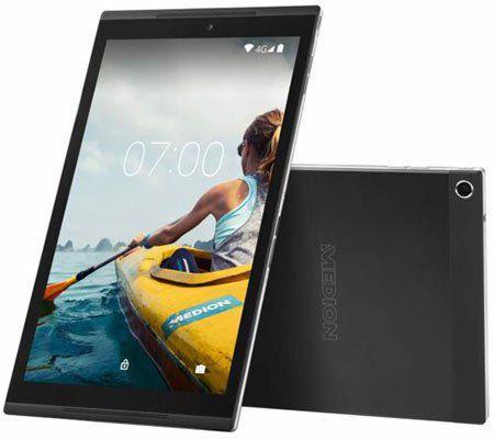 Medion X10313 10,1 Zoll Full HD Tablet mit 64GB Speicher & LTE für 200€ (statt 230€)