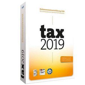 Tax 2019 inkl. Datenträger von Buhl Data für 8,99€ (statt 14€)