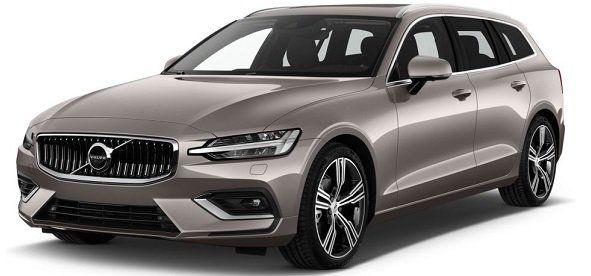 Volvo V60 T5 Inscription Geartronic Leasingwagen für 24 Monate ab 159,76€ netto mtl. + 790 € Überführungskosten (nur Gewerbekunden)