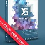 "Gratis: ""Version 17 des WYSIWYG-Editors WebSite X5 Start"" (statt 20€)"
