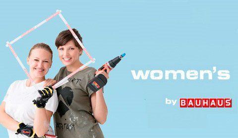 Kostenlose Handwerkerkurse Für Frauen Bei Bauhaus