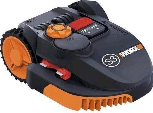Worx WR104SI.1 Landroid S500I Mähroboter mit App Steuerung für 499€ (statt 659€)