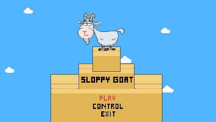 Kostenlos: PC Spiel Sloppy Goat (statt 3,29€)