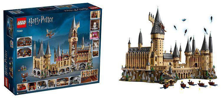 LEGO (71043) Harry Potter Schloss Hogwarts für 347,99€ (statt 380€)