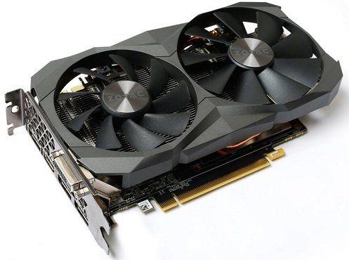 Zotac GeForce GTX 1060 (ZT P10620A 10M) für 199€ (statt 220€)