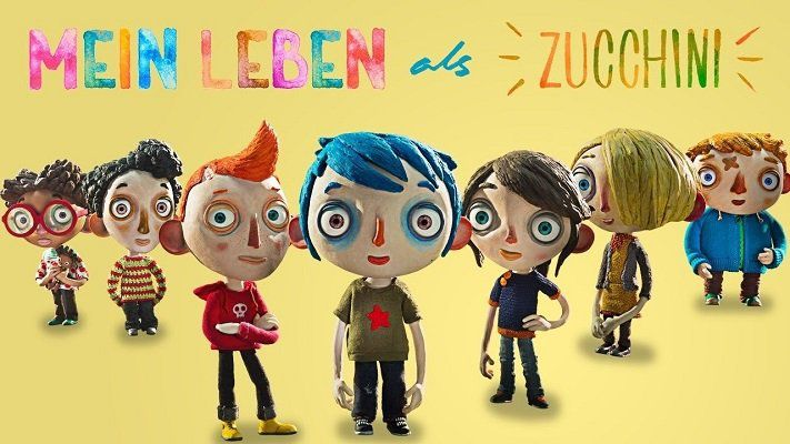 3sat Mediathek: Mein Leben als Zucchini gratis anschauen (IMDb 7,8)