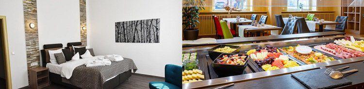 2 ÜN im 4,5* Hotel in Bad Salzschlirf (Hessen) inkl. Halbpension und Wellness ab 169€ p.P.