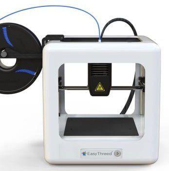 EasyThreed Nano ET4000 3D Drucker für 89€ (statt ~130€)