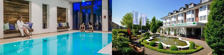 2 ÜN/F im 4* Wellings Parkhotel inkl. Wellness & Late Check Out ab 118€ p.P.