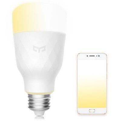 Yeelight YLDP05YL   Dimmbare LED Glühbirne mit App Anbindung für 12,60€   aus EU Lager
