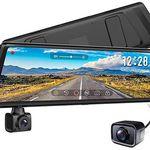 AUTO VOX A1 – 1080p Dashcam im Innenspiegel inkl. Innenraumkamera für 109,79€ (statt 183€)