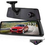 AUTO-VOX X1PRO – 1296p Daschcam im Innenspiegel inkl. Rückkamera, GPS & vielen Extras für 189,69€ (statt 271€)
