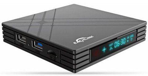 EACHLINK H6 Mini TV Box mit 3GB RAM & 32GB ROM für 35,33€   aus EU