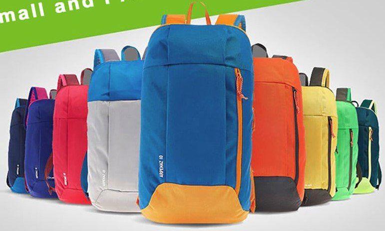 LOUISJASON 10L Mini Rucksack in vielen Farben für je 8,82€