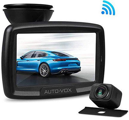 AUTO VOX CS2 Wireless Rückfahrkamera für 85,59€ (statt 107€)
