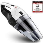 Holife 036BW Akku-Handstaubsauger für 38,99€ (statt 52€)