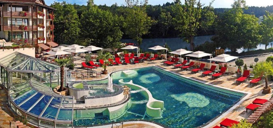 2 ÜN am Fuß des Harzes im 5* Luxus Hotel inkl 3/4 Pension & Wellnes auf 3500m² ab 239€p.P.