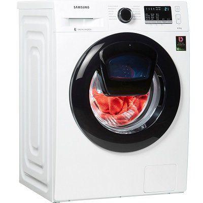 Samsung Waschmaschine WW8EK44205W mit AddWash und 8 kg Nutzlast für 385,15€ (statt 474€)