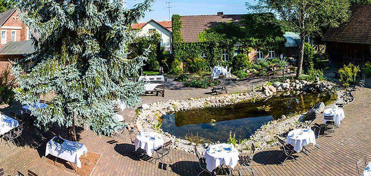 5 ÜN in einem Bio Hotel im Spreewald mit Frühstück, Dinner & Bootsverleih für 166,50€ p.P.