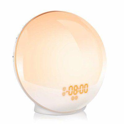 TITIROBA Wake Up Lichtwecker mit 20 Helligkeitsstufen für 29,98€ (statt 40€)
