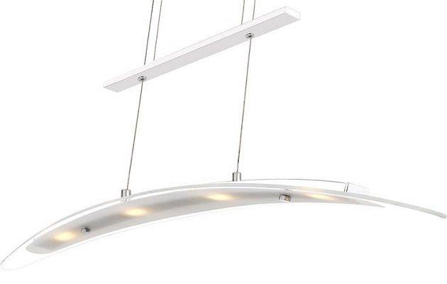 Hengda 4 flammige LED Pendelleuchte (W1 WIS2742) für 40,29€ (statt 62€)
