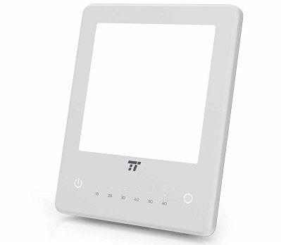TaoTronics Tageslichtlampe Energy Up (TT CL011) mit 3 Helligkeitsstufen und 10.000 Lux für 27,99€ (statt 40€)