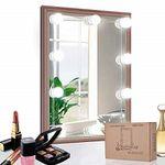 ULYCOOL LED Spiegelleuchte mit 8 Dimmstufen für 13,92€ bei Prime (statt 20€)