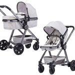 Knorr-Baby FOR YOU Kombi Kinderwagen Buggy für 222€ (statt 289€)