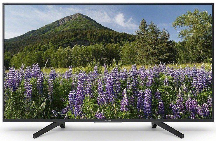 SONY 43 Ultra HD 4K Fernseher KD 43XF7004 für 375,99€ (statt 507€)   auch 49 und 55 als Deal