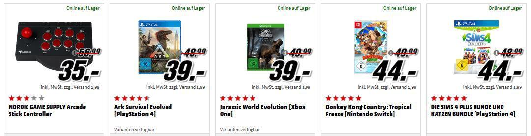 Underworld – Collection 1 5 Limited Steelbook Edition (Blu ray) für 19€ uvm. im Media Markt Dienstag Sale