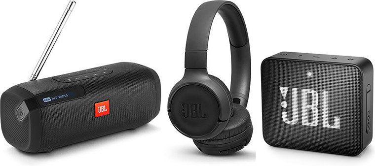 JBL Tuner + JBL Tune 500BT +  JBL GO 2 für 1€ mit o2 Tarif (6 Monate!) mit 4GB LTE, Allnet  & SMS Flat für 14,99€ mtl.