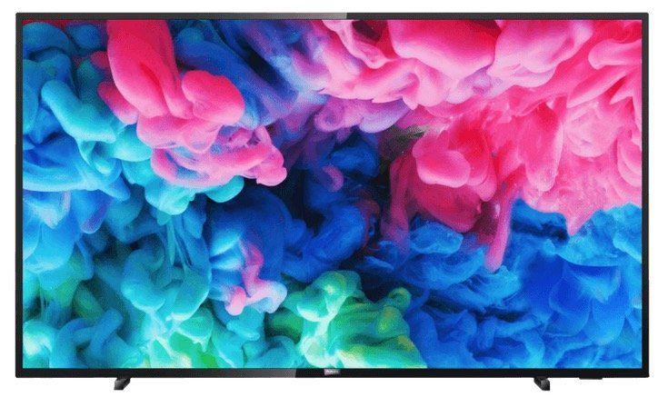 PHILIPS 50PUS6503 50 Ultra HD Smart Fernseher für 389€ (statt 462€)