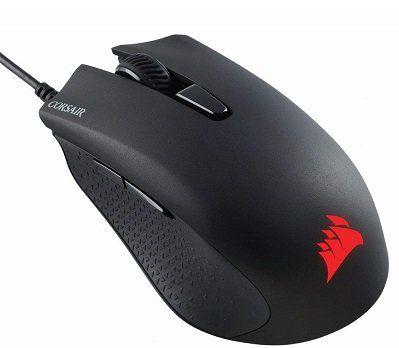 Corsair Harpoon RGB Gaming Maus (neuwertig) für 16,48€ (statt 29€)