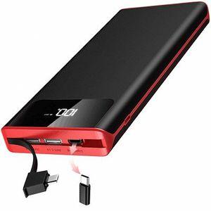 KEDRON Powerbank (ZMN601) mit 25.000 mAh, 3 USB Ports & Dual Adapter für 22,39€ (statt 32€)