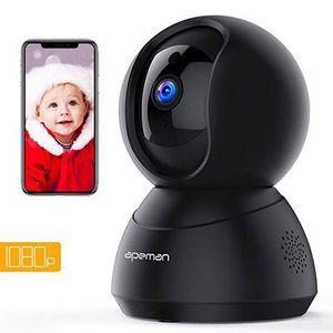 Apeman 1080p WLAN Cam mit 355° Funktion für 25,99€ (statt 50€)