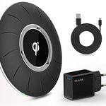 Blavor 10W Qi-Ladestation inkl. Ladegerät und 1,2m USB-Kabel für 9,89€ – Primer