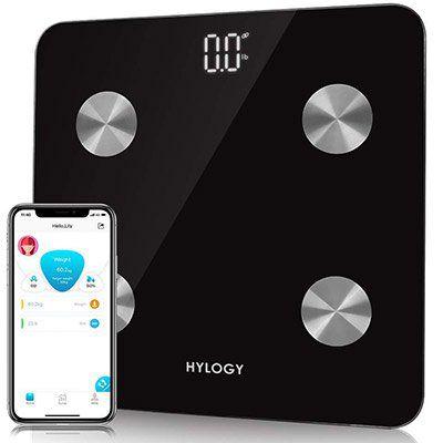 Digitale Körperfettwaage mit App Anbindung für 15,99€ (statt 32€)