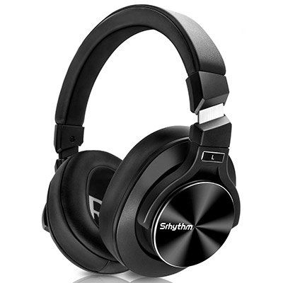 Srhythm NC75   ANC Bluetooth Headset mit bis zu 24h Spielzeit für 41,99€ (statt 70€)