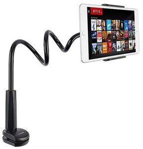 Flexible Halterung (76cm) für Smartphones & Tablets bis 10,6 Zoll für 12,59€   Prime