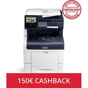 Xerox VersaLink C405N Farblaser Multifunktionsgerät für 496,50€ (statt 739€) + 150€ Cashback