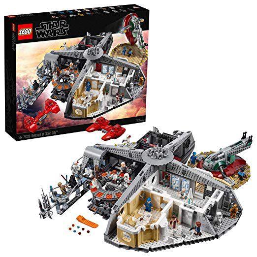 LEGO Star Wars 75222   Verrat in Cloud City für 254,99€ (statt 309€)