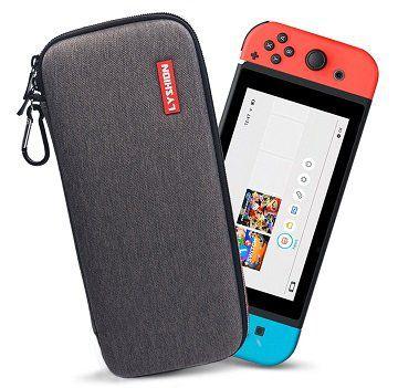 LYSHION Aufbewahrungstasche für Nintendo Switch für 7,41€ (statt 15€)