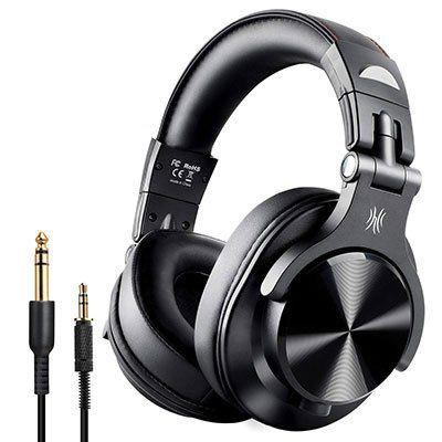OneOdio Over Ear Headset mit (6,3mm & 3,5 mm) für 29,99€ (statt 40€)