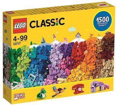 LEGO Classic   Extragroße Steinebox (10717) für 39,99€ (statt 60€)