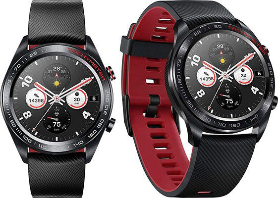 🔥 2x Huawei Honor Watch Magic mit AMOLED Display & GPS für 127,52€ (statt 204€)