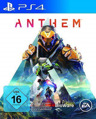 Anthem (PS4) für 36,95€ (statt 44€)